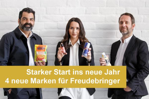 Werbeagentur Freudebringer startet stark in 2019